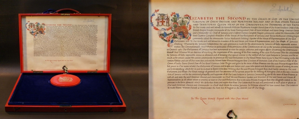 The Royal Proclamation of Independence